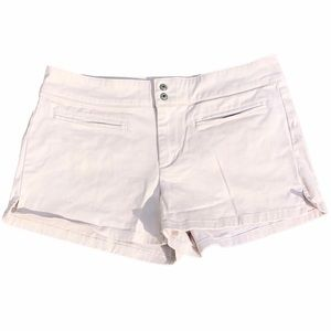Old College Inn Khaki Booty Shorts Size 9 Mid-Rise